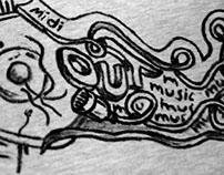 Sweatshirt Doodle
