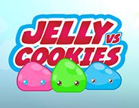 Jelly VS Cookies