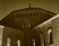 Church in the night