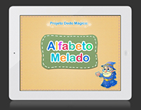 Alfabeto Melado Education Game