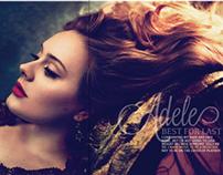 Nylon Magazine - Adele