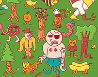 Brosmind-Inspired Illustration