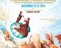 CHRISTMAS REVELS 2013