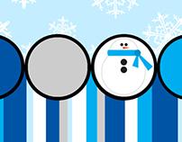Free Snowman Parfait Picture