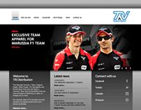 TRi Distribution website