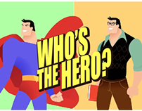 TOMS - Who's The Hero (Ganador Young Lions 2013)