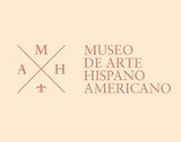 Identidad - Museo de Arte Hispanoamericano