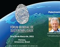 FMS Fórum Mundial de Sustentabilidade