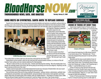 Blood-Horse Daily News PDF