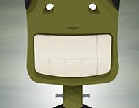 Illustration - Frankenstein