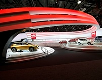Nissan Global Motor Show Kit