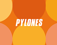 PYLONES | Playful Cat Print Campaign