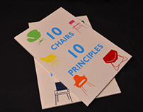 10 CHAIRS 10 PRINCIPLES