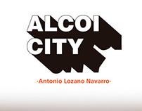 Alcoi Map