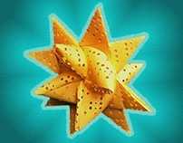 iLoveMySleep Hand Made Star