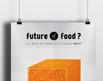 future of food ?