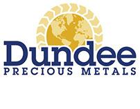 Dundee Precious Metals Re-Branding