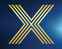 Super Bowl XLVIII Custom Typography