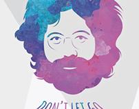 Jerry Garcia Website | Phase 1