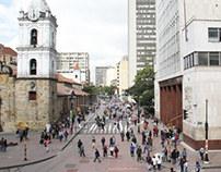 Teorias Urbanas - Séptima Peatonal