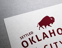 Oklahoma City Brand Identity