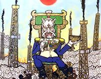 Four Oni of the Apocalypse