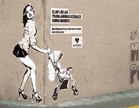 Activación: Mamás de la esquina / Street Corner Moms