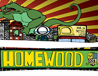 Board designs for Homewood Snowboards