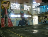 Proyecto mural EAM 2012