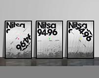 Nitsa 94-96: El Giro Electrónico