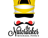 Nutcracker Logo Design 2014