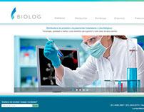 Biolog Website