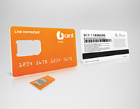 Branding - U Card, A Sim-ple Solution