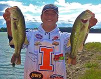 Illinois Bass Fishing Club Jersey