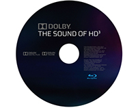 Dolby The Sound Of HD Demo Blu-ray disc
