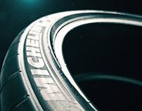 Michelin | Pilot Super Sport Tires Animation