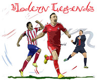 Modern Legends of Football!