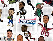 NBA PLAYOFFS!!!!