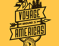 Voyage Around the Americas