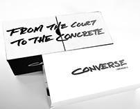 Converse Rebrand