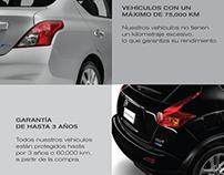 TERAN/TBWA/Integer Client: Nissan México.