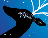 Christmas e - card