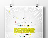 Dizbar Identity Poster