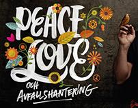 SRV - Peace, Love & Avfallshantering