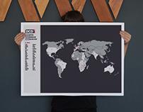 DCD World Map