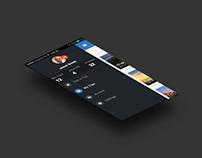 Mobile Design - Travel App