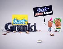 Grenki. 3D-animation