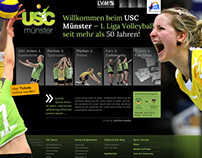USC Münster (1st German Volleyball Bundesliga)