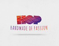 Handmade Of Passion - logo