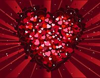 Valentine's day Kalvertoren